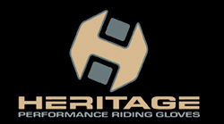 Heritage Performance Riding Gloves